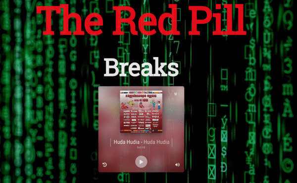 The red pill radio station