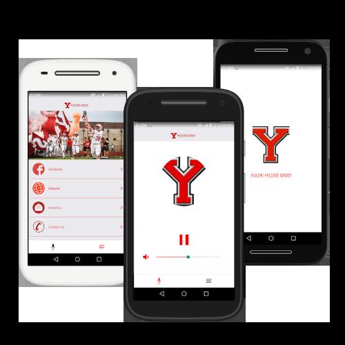 Azuracast Android single radio