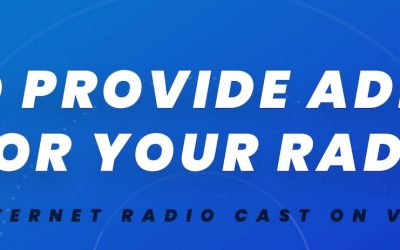 How to set up Admob advertising for published and unpublished radio app?