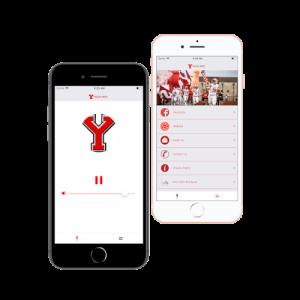 iOS app single radio
